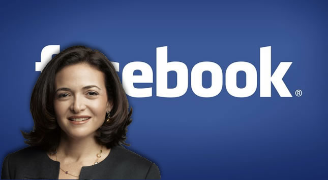 Sheryl Sandberg: Μάθε να μοιράζεσαι αυτό που περνάς