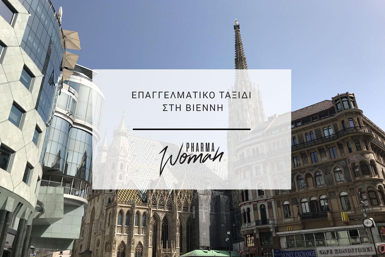 Επαγγελματικό ταξίδι στη Βιέννη
