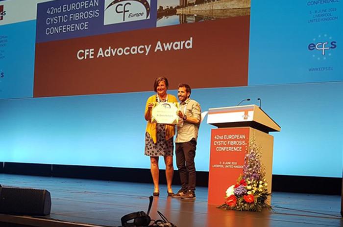 42ο Πανευρωπαϊκό Συνέδριο Κυστικής Ίνωσης – Διάκριση για την Ελλάδα!