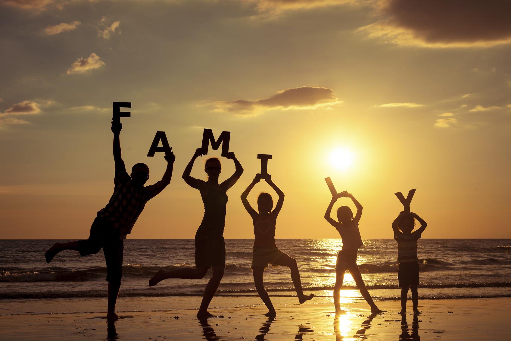Πρώτα η οικογένεια